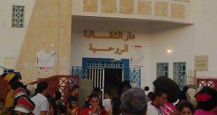 افتتاح مهرجان الخيام بالروحية في دورته 25 لسنة 2017 بعرض ماجورات لجمعية انوار المسرح بفوشانة.2