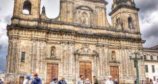 كولومبيا معلم تاريخي بوغوتا