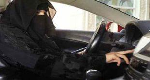 التفاصيل الكاملة للقبض على فتاة سعودية تقود سيارة
