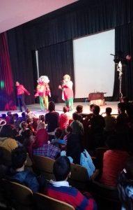 من نشاط الأطفال بدار الثقافة بالرجيش (2)