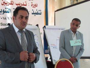 الدكتور خالد العزب رئيس المؤسسة