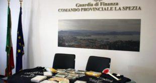 Droga sequestrata alla Spezia