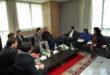 Mohamed Abdennabaoui reçoit le rapporteur de la commission des affaires politiques et démocratiques de l'APCE Bodgan Klich