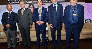 السادة الوزراء واسرة القضاء بالمغرب