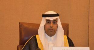الدكتور مشعل بن فهم السلمي رئيس البرلمان العربي (2)
